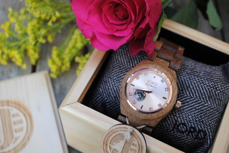 Jord Watch in Box